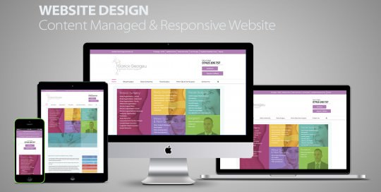 Website Design Essex - Creative Pixel Agency