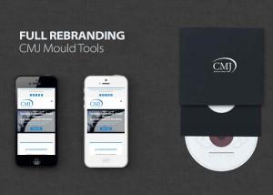 CMJ Mould Tools Engineering - Design Agency Essex