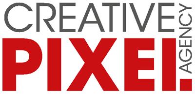 Creative Pixel Agency Retina Logo
